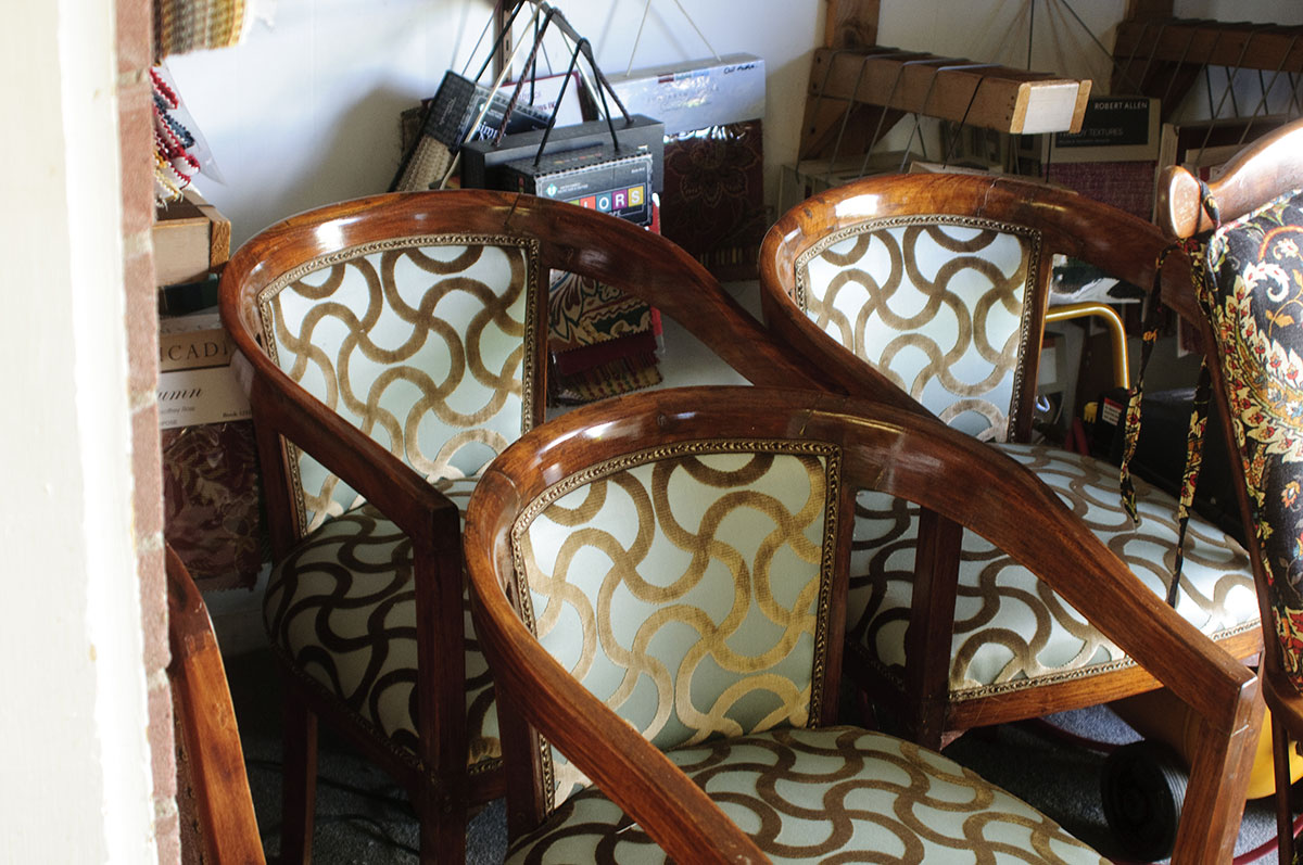 furniture refinishing services from A&J Upholstery